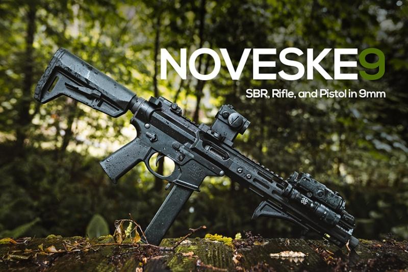 【実銃ネタ】NOVSKEの最新PCCプロダクトが始動