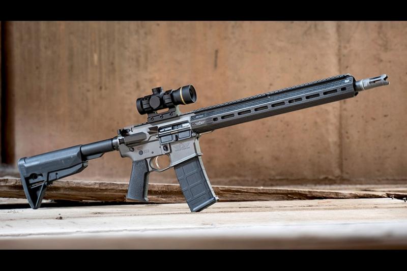 カーボン素材を使ったライフルがサウスカロライナ州の法執行部門で採用される