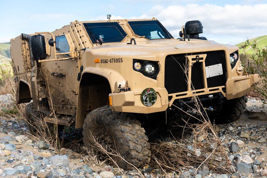アメリカ軍統合軽戦術車両
