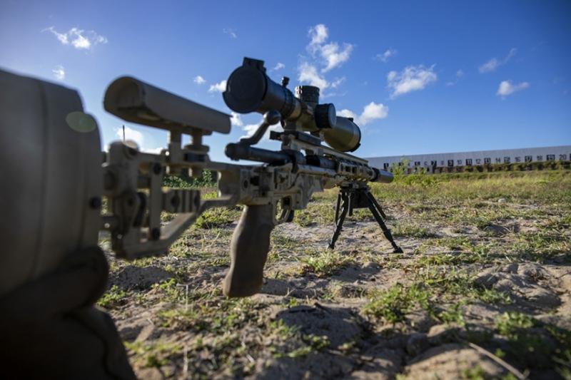 M40A6:アメリカ海兵隊の最新スナイパーライフル