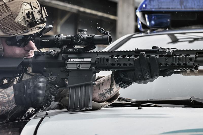 SR25 ECC ガスブロ:VFCがKAC(ナイツアーマメント)正式ライセンスの新ライフルをリリース