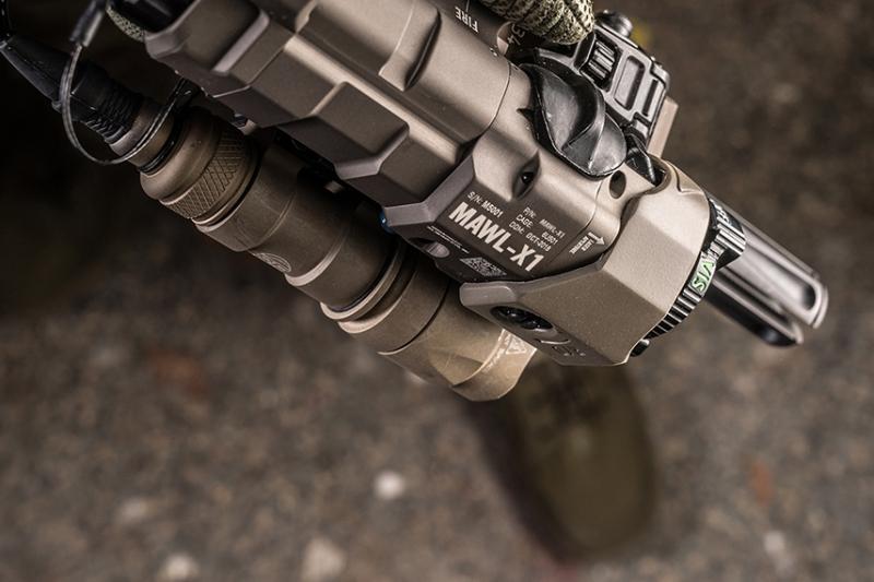 MAWL-X1レーザーデバイスがアメリカ国防総省に採用される