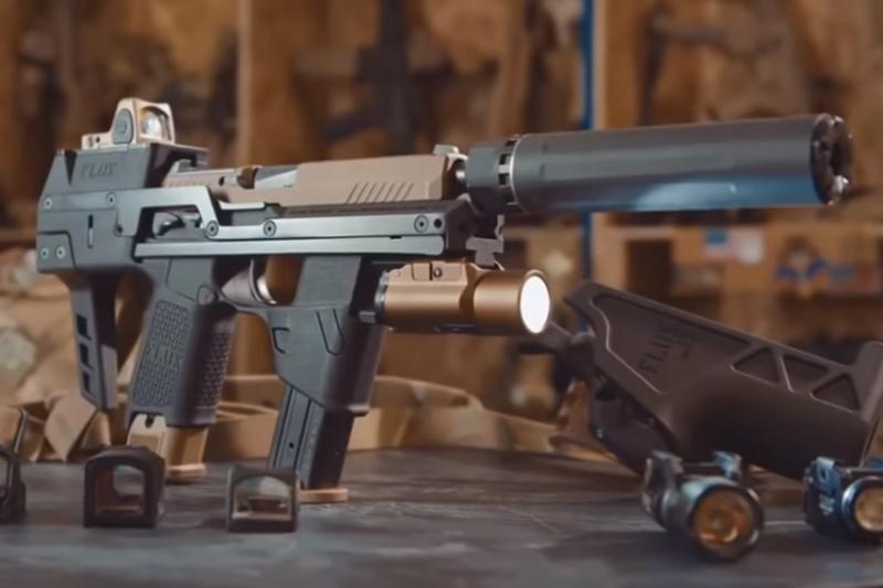 SIG P320(M17/M18)をピストルカービン化する実銃キットが登場