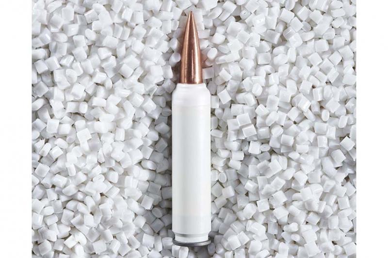 金属パーツのポリマー化は弾薬でも進む?
