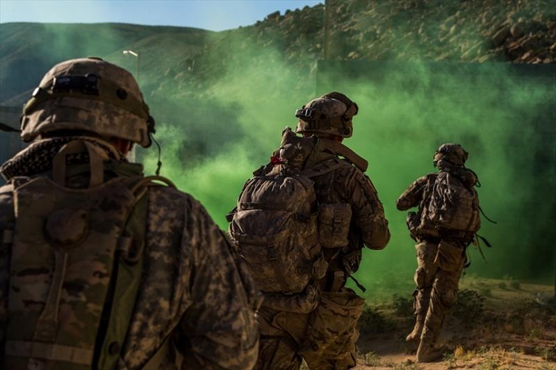 海軍だけでなく陸軍も:アメリカ陸軍の迷彩服がUCPからOCPに切り替え