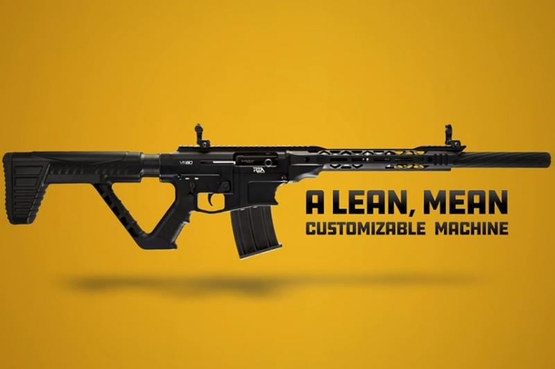 AR-15のようなショットガン?Armscor VR80とは