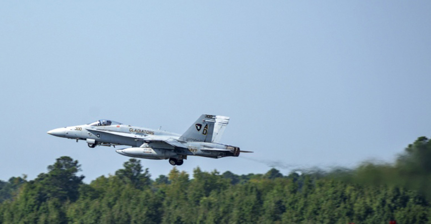 F/A-18Cホーネット