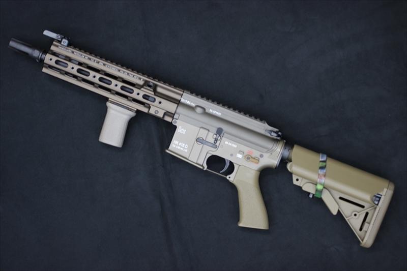 東京マルイ 次世代HK416Dデルタ リコイルウェイトオミット