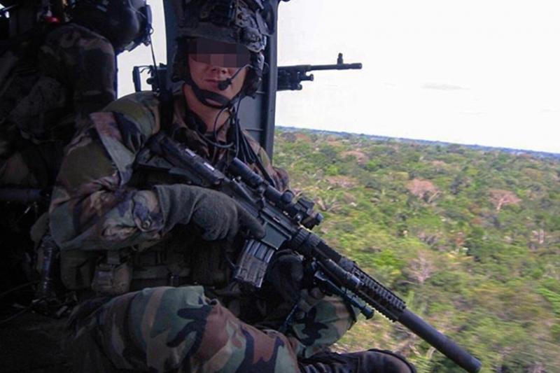 RECCE Rifle(レシーライフル):SEALsが生んだ偵察用ライフル