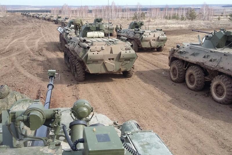 もはや軍事訓練レベル!ロシアの国際的ミリタリーイベント「ZARYA」