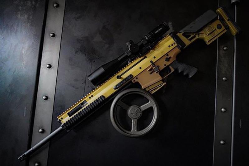 FN SCAR 20Sに6.5mmクリードモア仕様が登場
