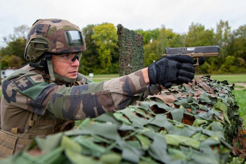 フランス軍の新サイドアームにGLOCK17 Gen5が選ばれる