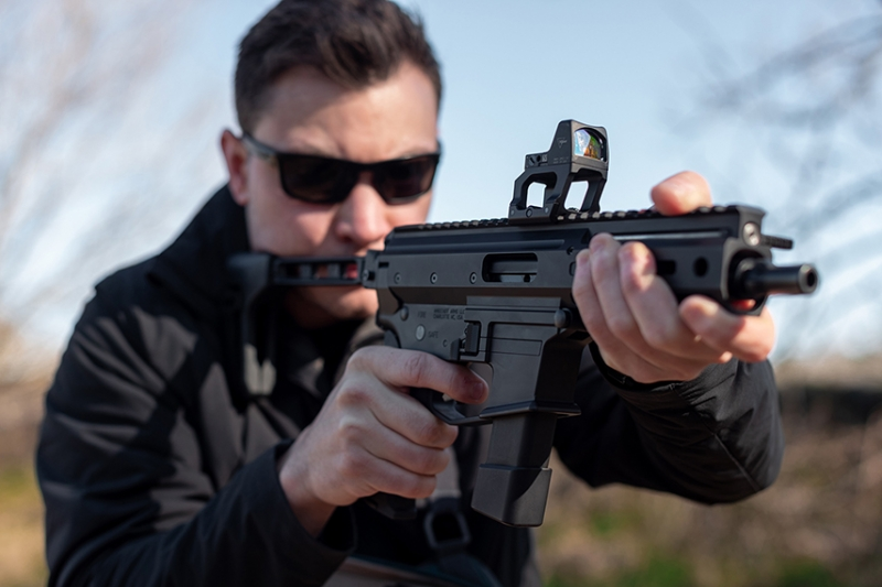 ANGSTADT ARMSから新型PDW「MDP-9」がデビュー
