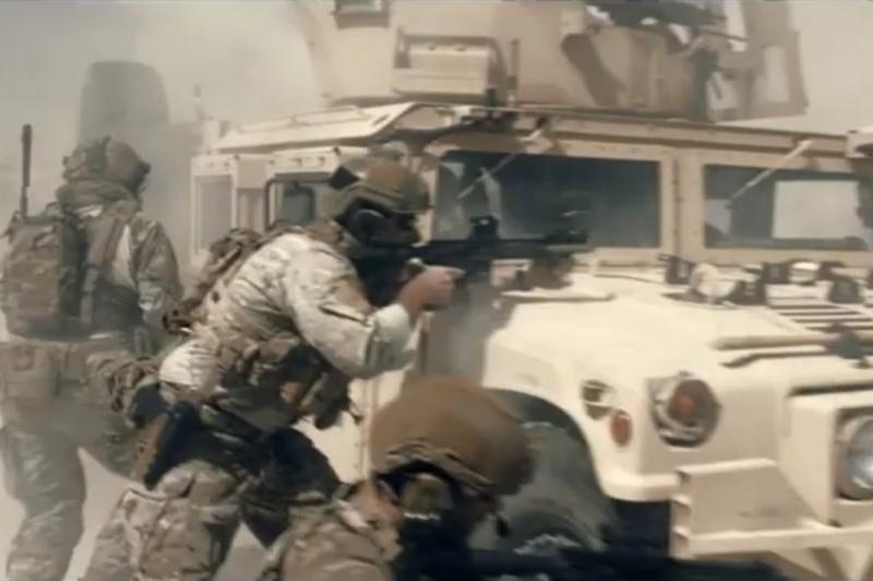 アメリカ軍のリクルート動画が本格的!