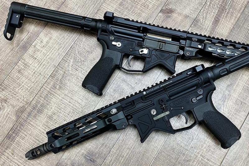 BAD556トレポンコンプリート:革新的AR-15を再現!