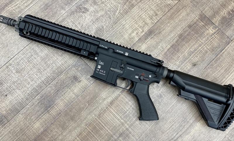 トレポンコンプリート:HAO HK416D V2