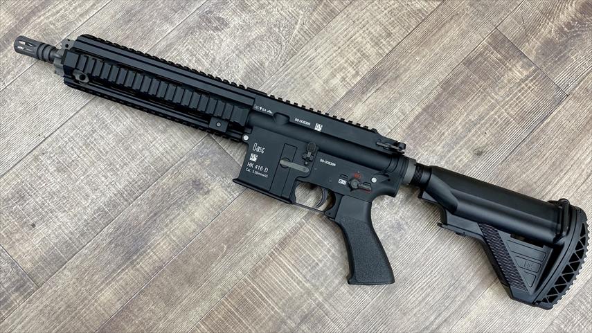 HK416 HK416D トレポン PTW