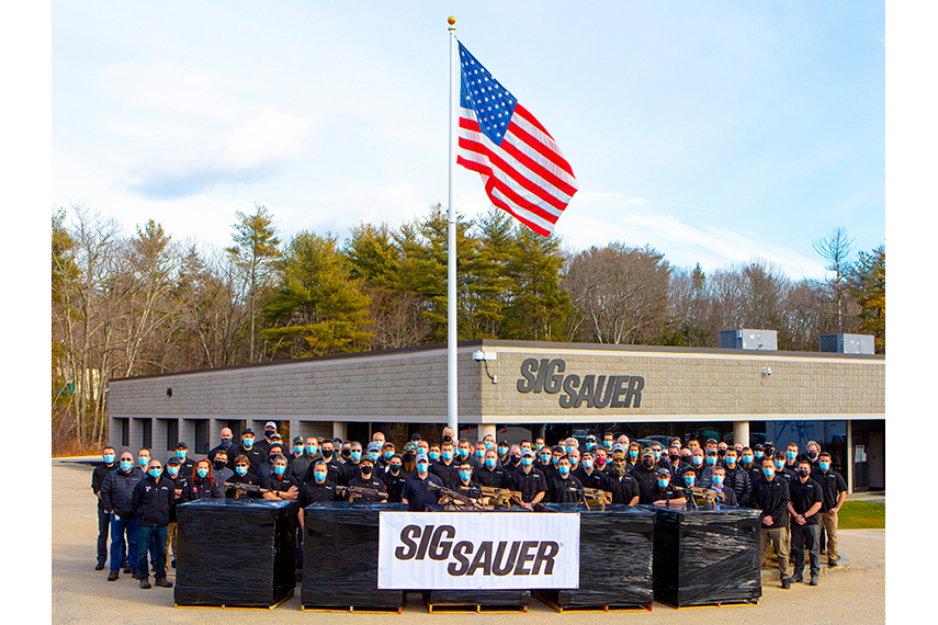 SIG SAUER FINAL NGSW FINAL DELIVERY