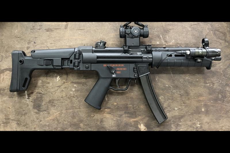 次世代MP5 対応のMASADAストックが登場!
