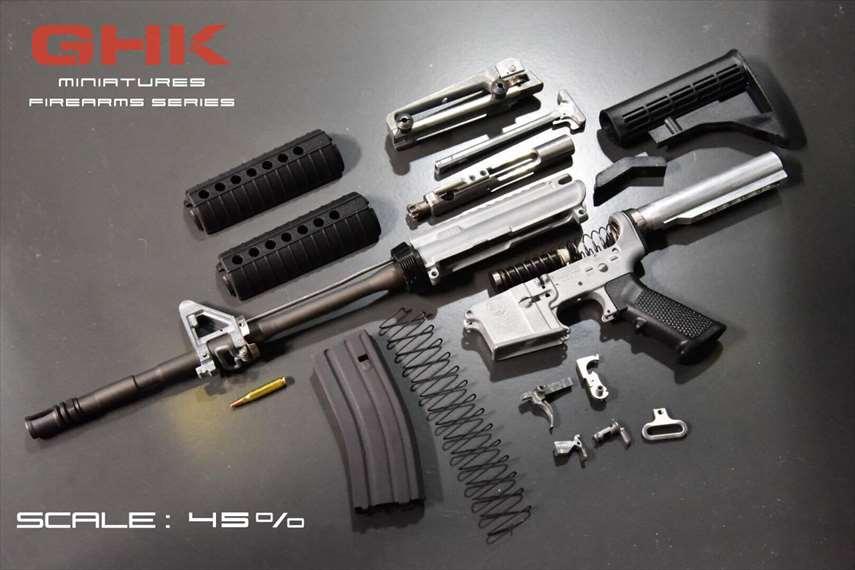 GHK-M4A1